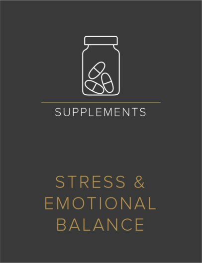 Stress & Emotional Balance